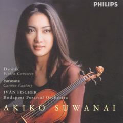 Dvorák: Violin Concerto / Sarasate: Carmen Fantasy