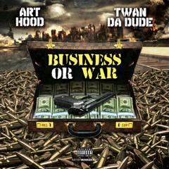 Business Or War (Single) - Art Hood