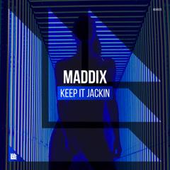 Keep It Jackin (Single)