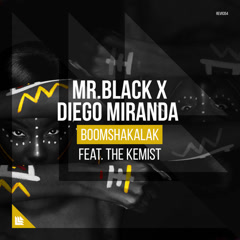 Boomshakalak (Single) - Mr.Black, Diego Miranda