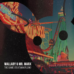 The Game (Single) - Wallaby, Mr. Marx