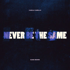 Never Be The Same (Single)