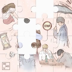 Puzzle – The Second Piece (Single) - MIND U