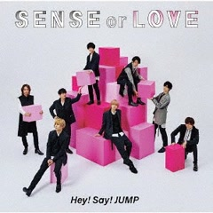 SENSE or LOVE CD2 - Hey! Say! JUMP
