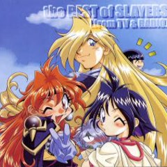 the BEST of SLAYERS [from TV & RADIO] CD1