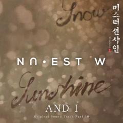 Mr.Sunshine OST Part.10 - NU'EST W