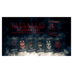 THE FOX FESTIVALS IN JAPAN 2017 - WHITE FOX FESTIVAL