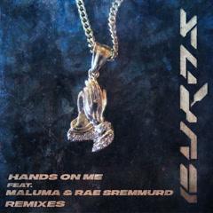 Hands On Me (Remixes) - BURNS