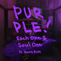 Purple (Single) - EachONE, Soul One