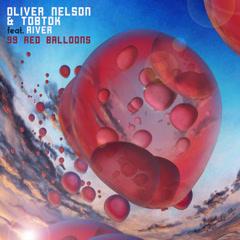 99 Red Balloons (Single) - Oliver Nelson, Tobtok