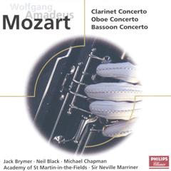 Mozart: Concertos for Clarinet, Oboe & Bassoon