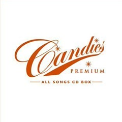 CANDIES PREMIUM~ALL SONGS CD BOX~ CD11 - Candies