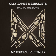 Bad To The Bone (Single) - Olly James, 22Bullets