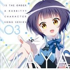 Gochuumon wa Usagi desu ka?? Character Song Series 03 Maya