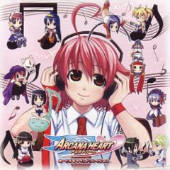 Arcana Heart Heartful Sound Collection CD1