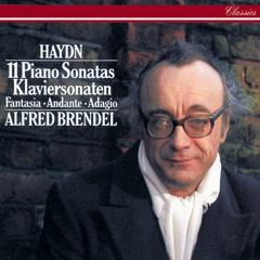 Haydn: 11 Piano Sonatas - Alfred Brendel