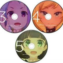 Imoto Sae Ireba II. Blu-ray BOX Vol.2 Character Song CD & Drama CD