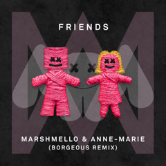 FRIENDS (Borgeous Remix)