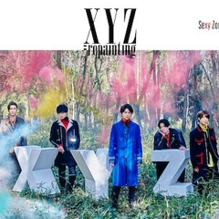 XYZ=repainting - Sexy Zone