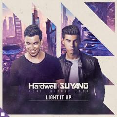Light It Up (Single) - Hardwell, Suyano