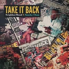 Take It Back (Single)