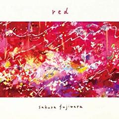 red - Fujiwara Sakura