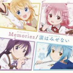 Memories / Namida wa Misenai