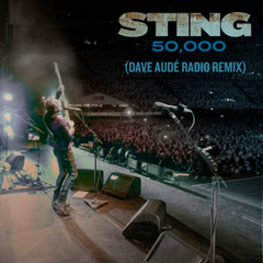 50,000 (Dave Audé Radio Remix) - Sting
