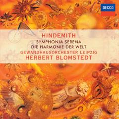 Hindemith: Symphonia Serena; Symphonie