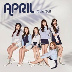 TinkerBell (Japanese Ver.) (Single) - APRIL