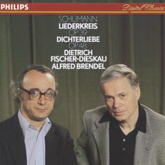 Schumann: Dichterliebe; Liederkreis - Dietrich Fischer-Dieskau,Alfred Brendel