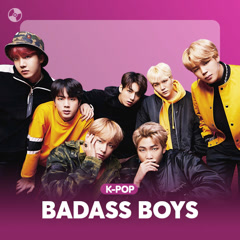 K-Pop Badass Boys - Various Artists