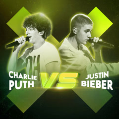 Charlie Puth Vs Justin Bieber - Charlie Puth, Justin Bieber