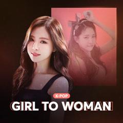 K-Pop Girl To Woman - Various Artists