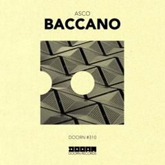 Baccano (Single) - Asco