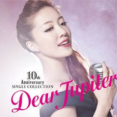 10 Shunen Kinen Single Collection - Dear Jupiter - CD2 - Ayaka Hirahara