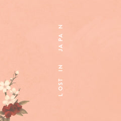 Lost In Japan (Single)