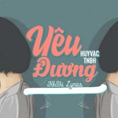 Yêu Đương (Cover) (Single) - Huy Vạc, TNBH Mix