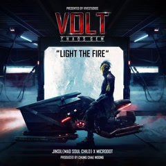 Light The Fire (Single) - Microdot, Jinsil