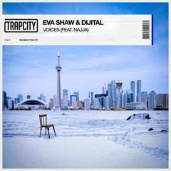 Voices (Single) - Eva Shaw, Dijital
