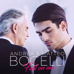 Fall On Me (EP) - Andrea Bocelli, Matteo Bocelli