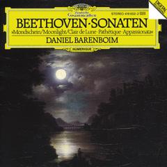 Beethoven: Piano Sonatas Nos.8