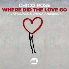 Where Did The Love Go (Single)