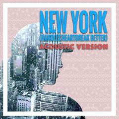New York (Handles Heartbreak Better) - Peg Parnevik