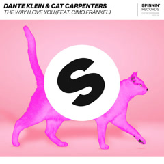 The Way I Love You (Single) - Dante Klein, Cat Carpenters