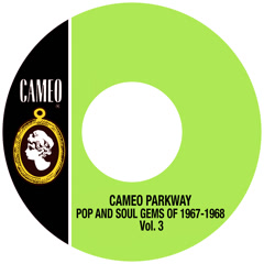 Cameo Parkway Pop And Soul Gems Of 1967-1968 Vol. 3 - Various Artists