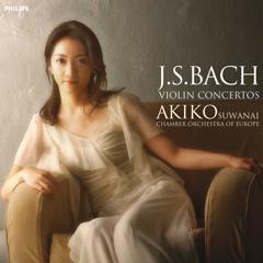 Bach: Violin Concertos 1 & 2