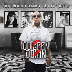 Quieren O Odian (Single) - Golo