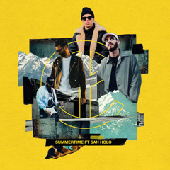 Summertime (Single) - Yellow Claw, San Holo