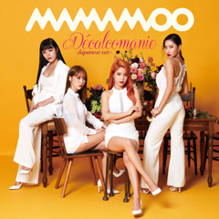 Decalcomanie (Japanese Ver.) (Single) - Mamamoo